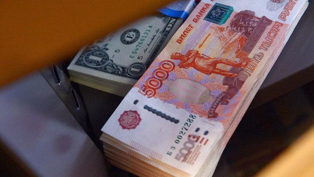 روبل روسیه در ضعیف ترین سطح خود ازسال 2016 نهاده شد