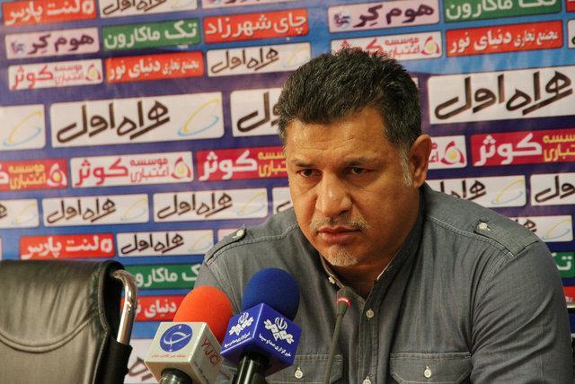 علی دایی: بازی سختی با نفت مسجد سلیمان داریم، امیدوارم پرسپولیس به توافقی که نموده ایم عمل کند
