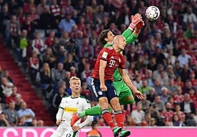 فوتبال دنیا، شکست تحقیرآمیز خانگی بایرن مونیخ