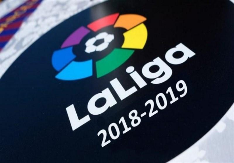 فوتبال دنیا ، ادامه تبلیغ بازی خیرونا - بارسلونا در آمریکا توسط لالیگا با وجود ممنوعیت فیفا