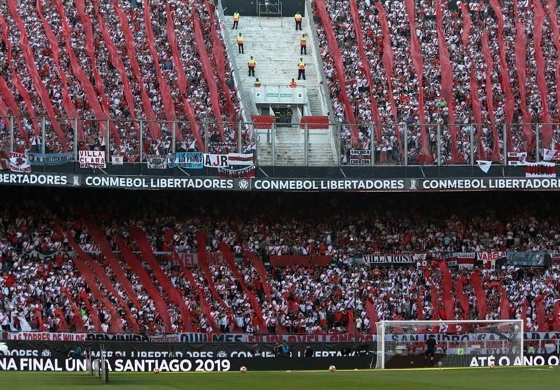 فوتبال دنیا، برگزاری فینال لیبرتادورس در خارج از آرژانتین