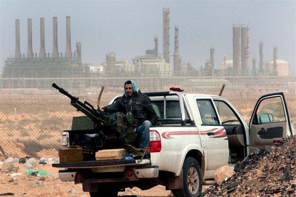 آتش بس در لیبی برقرار شد