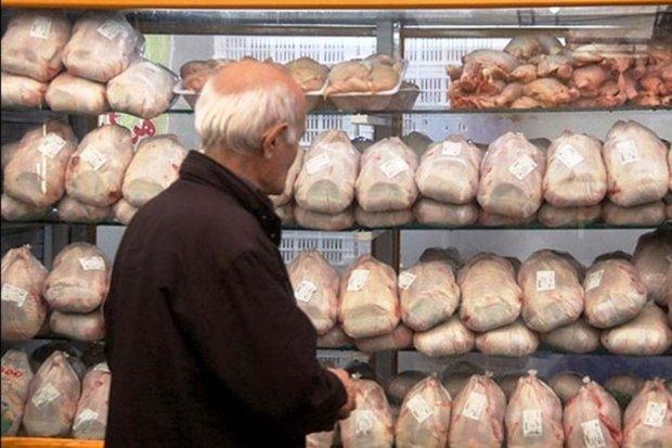 قیمت هر کیلو مرغ کشتار روز در دزفول 125 هزار ریال معین شد