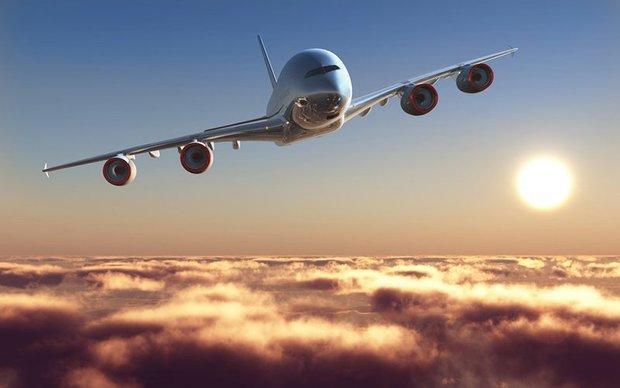 هواپیمای زاگرس از بندرعباس به تهران پرواز کرد