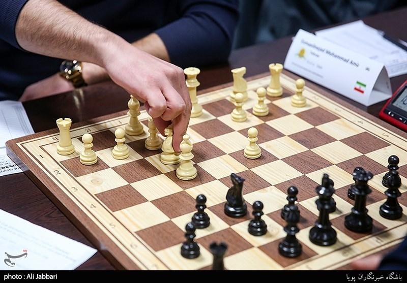 شطرنج قهرمانی جهان، شکست ایران مقابل بهترین تیم جهان در گام نخست