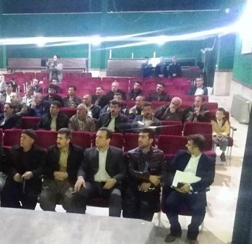 کارگاه آموزشی آداب و رفتار حرفه ایی در صنعت مهمان نوازی در شهرستان مریوان برگزار گردید