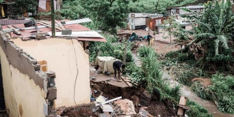 بارش باران و سیل در آفریقای جنوبی 50 کشته برجا گذاشت