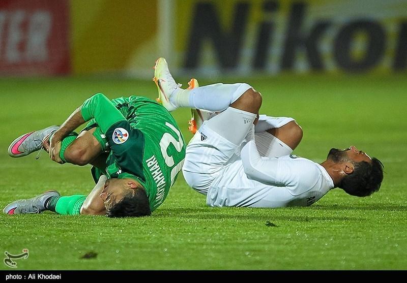لیگ برتر فوتبال، شکست یک نیمه ای ذوب آهن مقابل سایپا در اصفهان