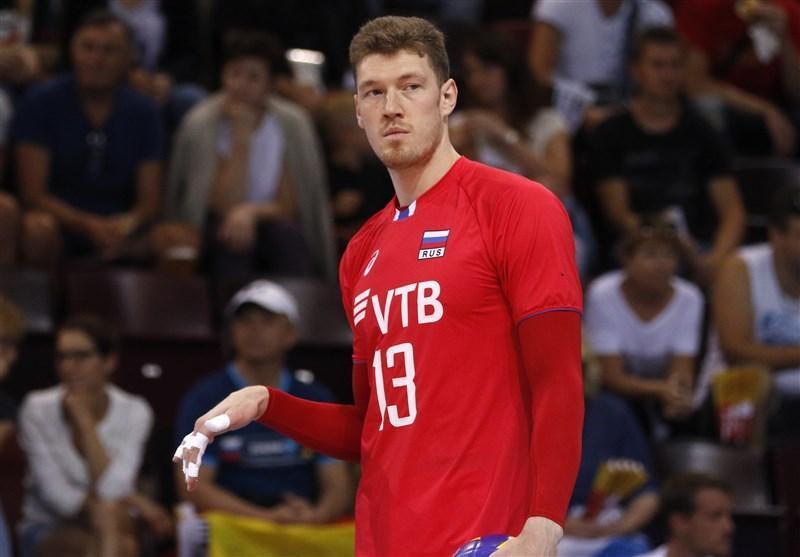 غول روسی در لیگ ملت های والیبال بازی نمی کند، موزرسکی به ارومیه نمی آید