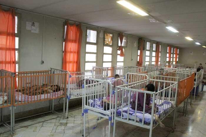 نذر سلامتی برای دختران معلول