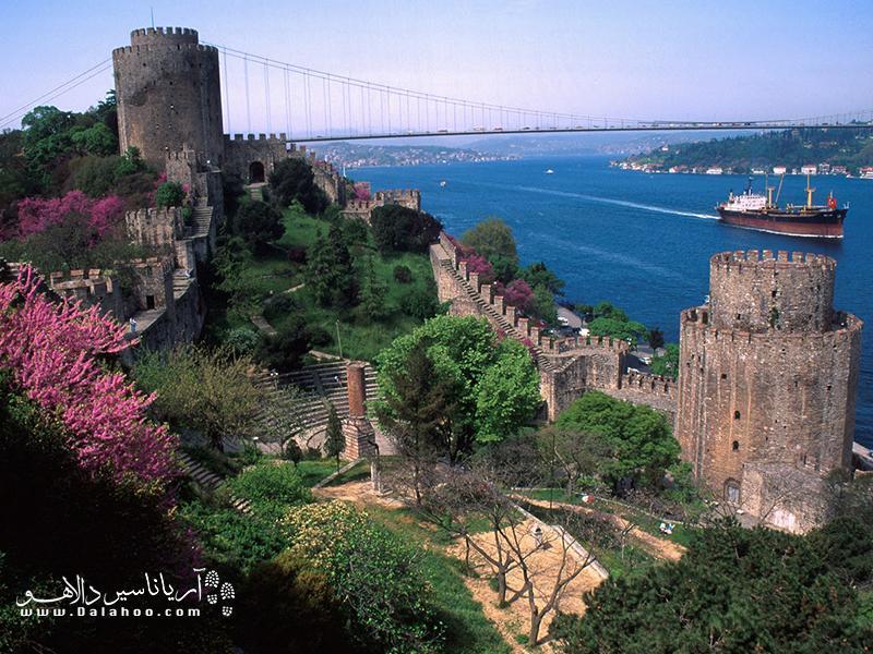 روملی حصار استانبول چرا دیدنی است؟