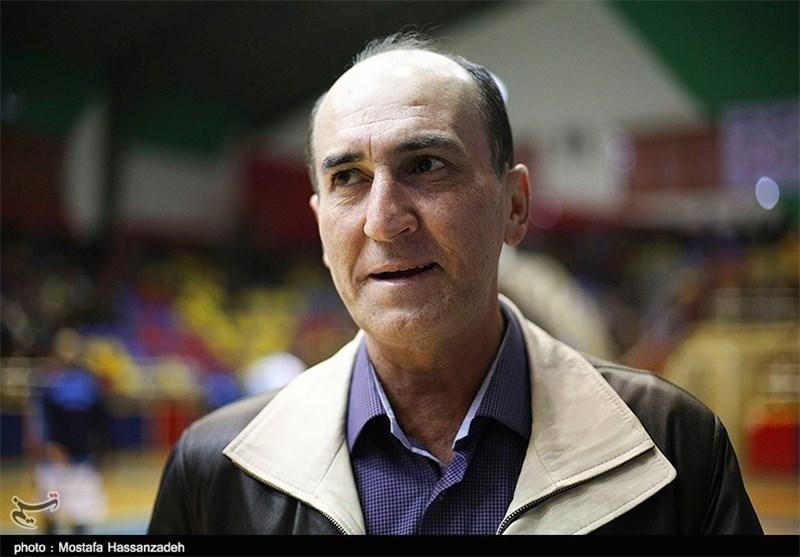 ایزدپناه: بازیکنان از نظر بدنی کم آوردند، ملی پوشان بسکتبال تحت فشار زیادی هستند