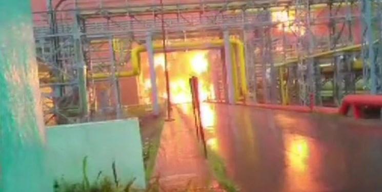 آتش سوزی پالایشگاهی در هند 4 کشته برجا گذاشت