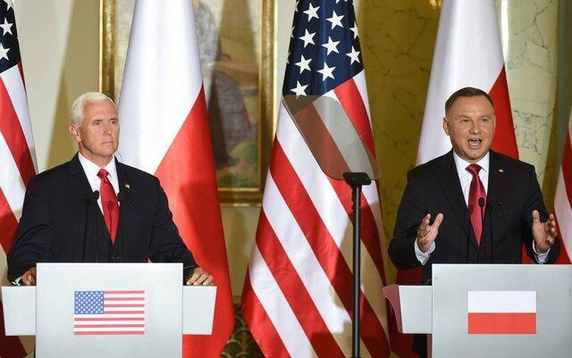 همکاری آمریکا و لهستان برای اقدام مشترک علیه هواوی