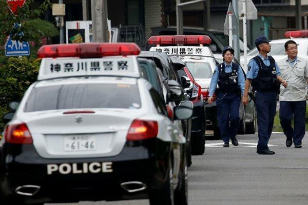 ورود تاکسی به پیاده رو در ناگویا ژاپن، 7 نفر مجروح شدند