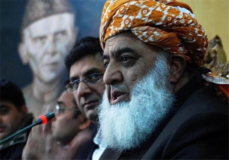 اعلام حمایت حزب نواز از اعتراضات قریب الوقوع فضل الرحمن علیه دولت پاکستان