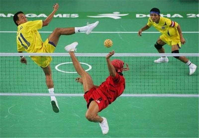 ورزشکار گیلانی در راه لیگ جهانی سپک تاکرا