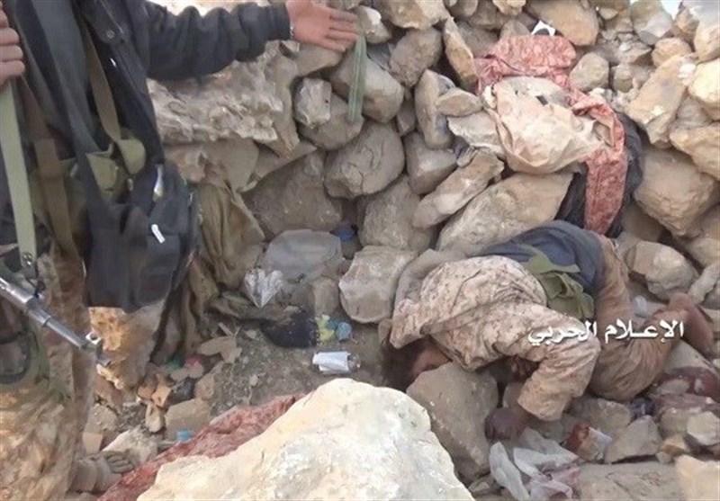 هلاکت چندین نظامی سعودی در عملیات یمنی ها