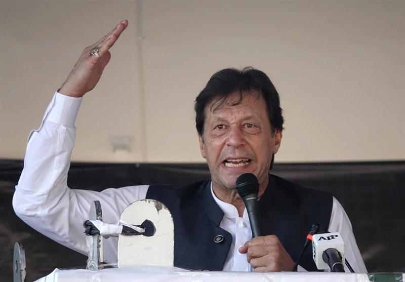 عمران خان: برای احیای گفت وگوهای آمریکا و طالبان تلاش خواهم کرد