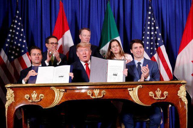 موافقت ترامپ با حذف تعرفه واردات فلزات همسایگانش