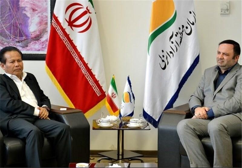 حمایت از عضویت ایران در سازمان تجارت جهانی، تمایل شرکت های مالزیایی برای حضور در ایران