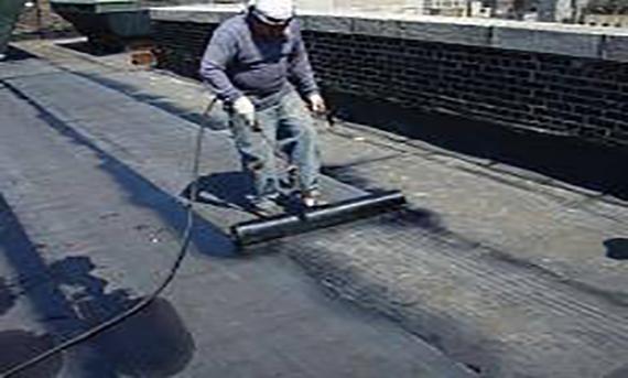 بازسازی پشت بام با سیستم های پوششی