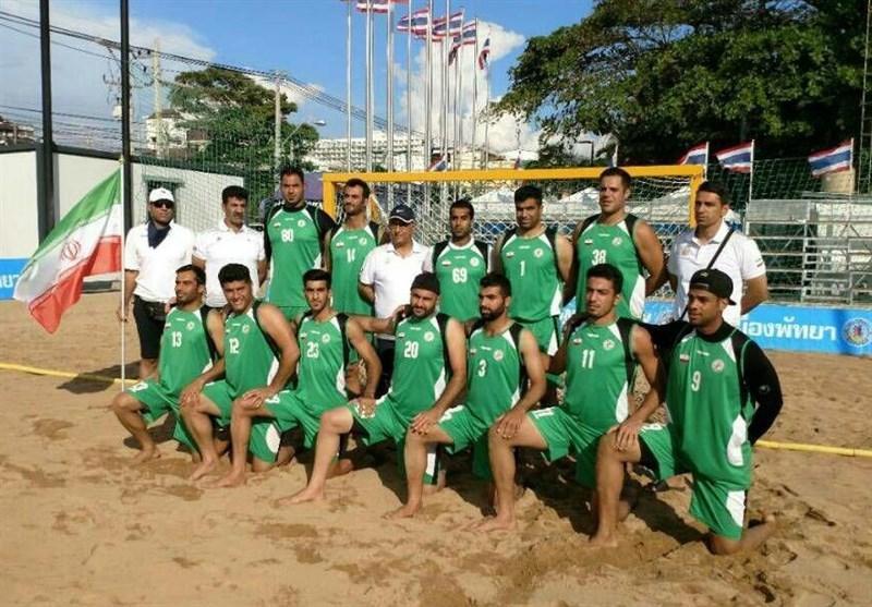 تیم ملی هندبال ایران مقابل عمان مغلوب شد و از صعود به فینال بازماند