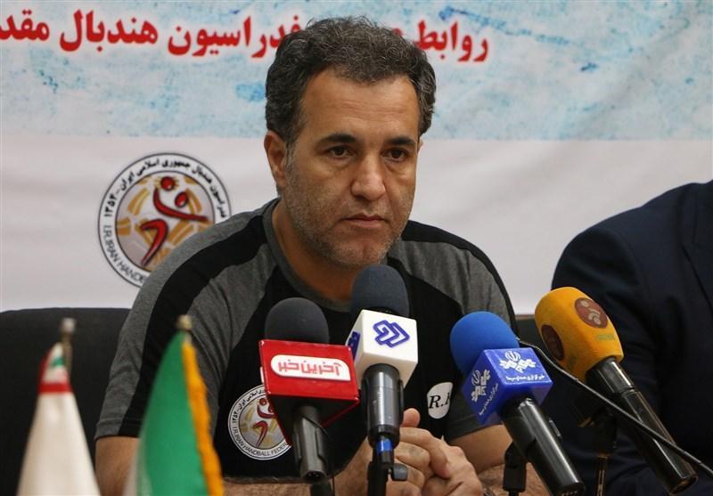 حبیبی: تیم هندبال ایران در کمال ناباوری به نیمه نهایی صعود نکرد، زنگ تفریح نبودیم