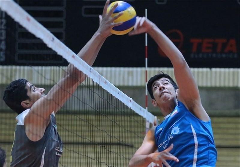 شکست والیبالیست های نوجوانان ایران مقابل ایتالیا