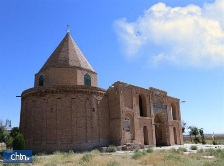 شروع مرمت بنای شاهزاده حسین در فراهان