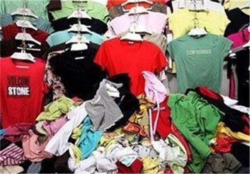 رشد 40 درصدی واردات پوشاک چینی به رغم رکود صنعت داخل
