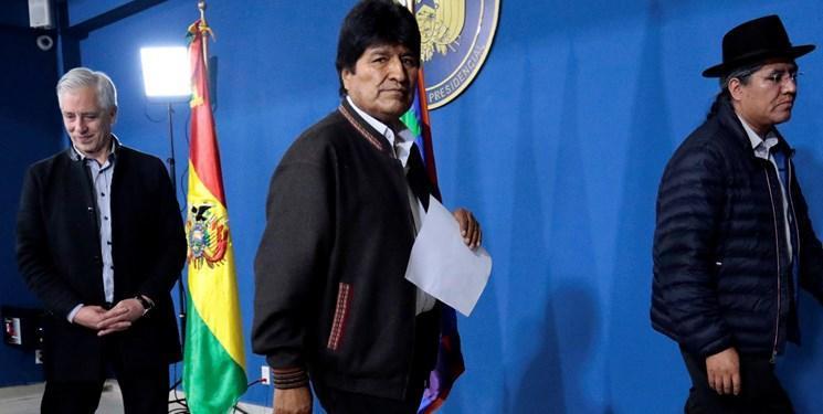 مکزیک به اوو مورالس پناهندگی اعطا کرد