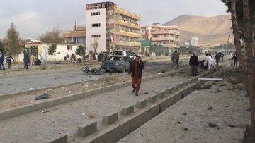انفجار خونین مقابل وزارت کشور افغانستان، عکس