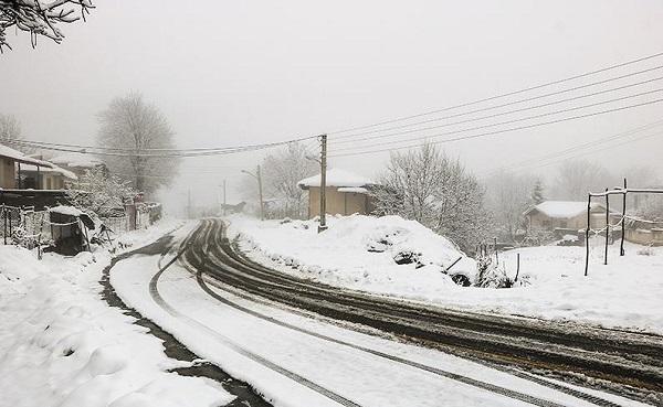 شروع بارش برف و باران 3 روزه از اواخر فردا در کشور
