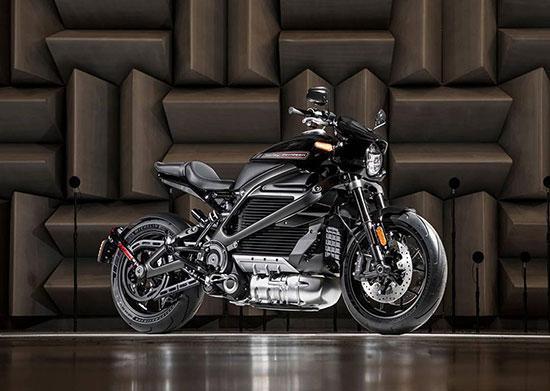 8 موتورسیکلت برقی برتر جهان