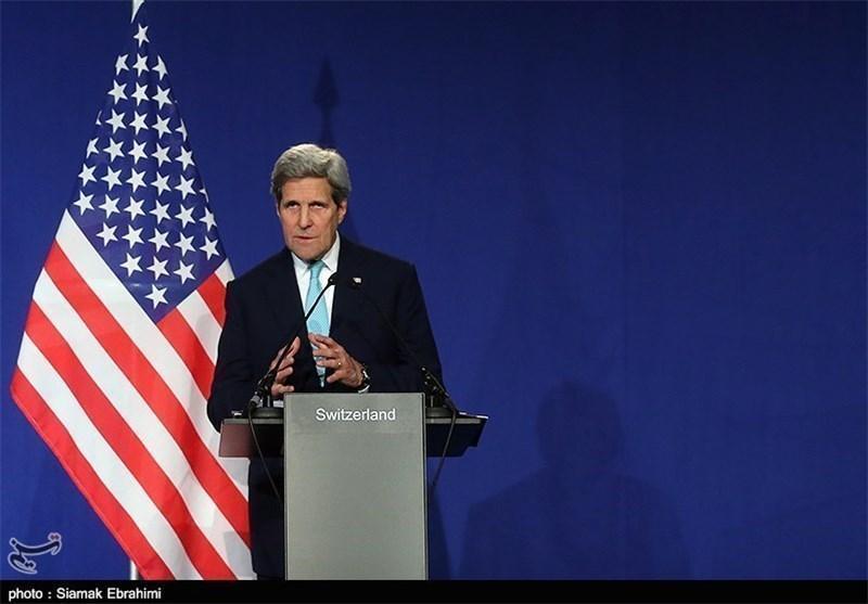 کری: آمریکا و چین در مذاکرات ایران همکاری چشمگیری داشته اند
