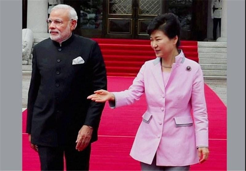 کوشش نخست وزیر هند برای گسترش روابط با کره جنوبی