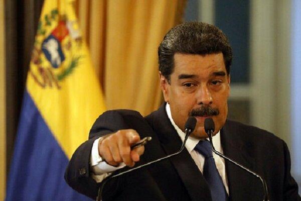 مادورو: ارتش ونزوئلا 1000 درصد آماده دفاع از کشور است