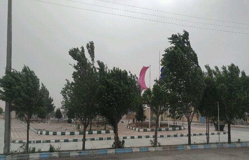 وزش ملایم بادهای جنوبی در بوشهر تداوم دارد