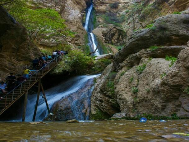 برای سفر به آبشار پیران کرمانشاه باید موارد زیر را بدانید