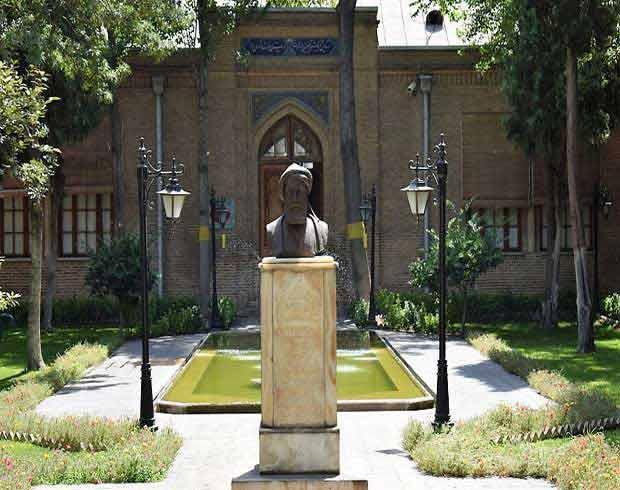 نگارستان،باغ جادویی تهران!