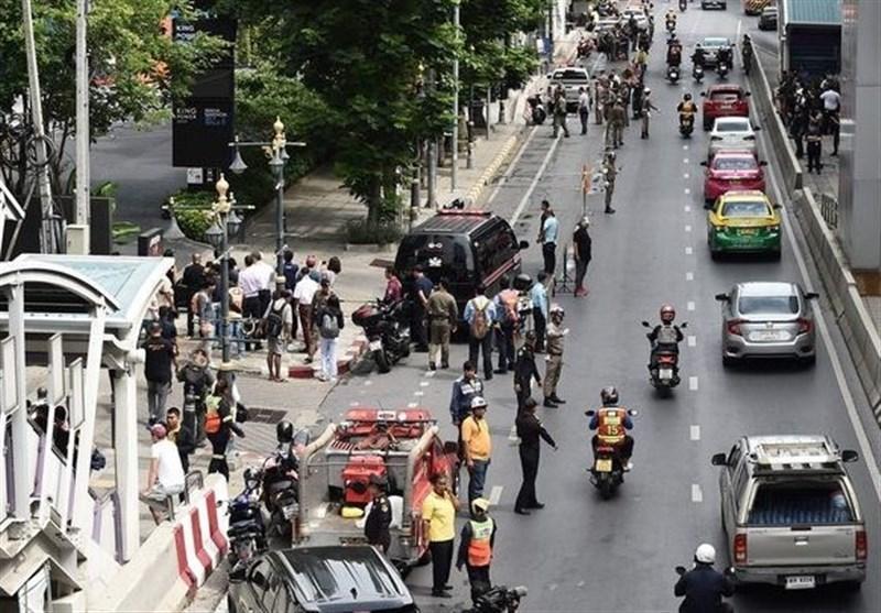 وقوع 6 انفجار در پایتخت تایلند همزمان با نشست امنیتی آسه آن