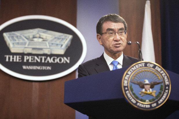 ژاپن به ائتلاف تحت امر آمریکا در خاورمیانه ملحق نمی گردد