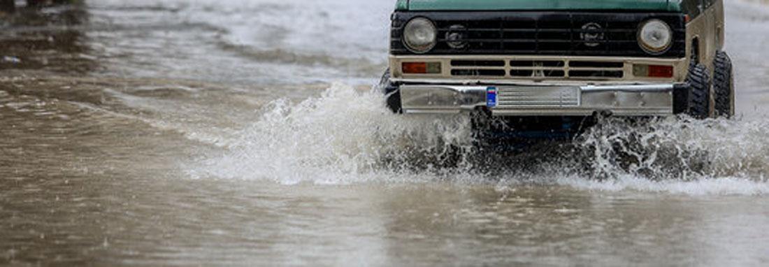 هشدار جدی پلیس؛ به دلیل سیلاب به این 7 استان کشور سفر نکنید
