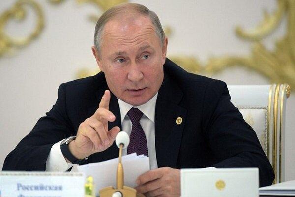 پوتین ریاست جمهوری نامحدود در روسیه را رد کرد