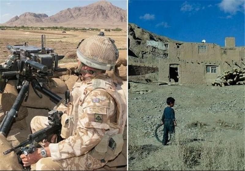 نیروهای انگلیسی عامل کشته شدن 186 مرد، زن و کودک بی گناه در افغانستان