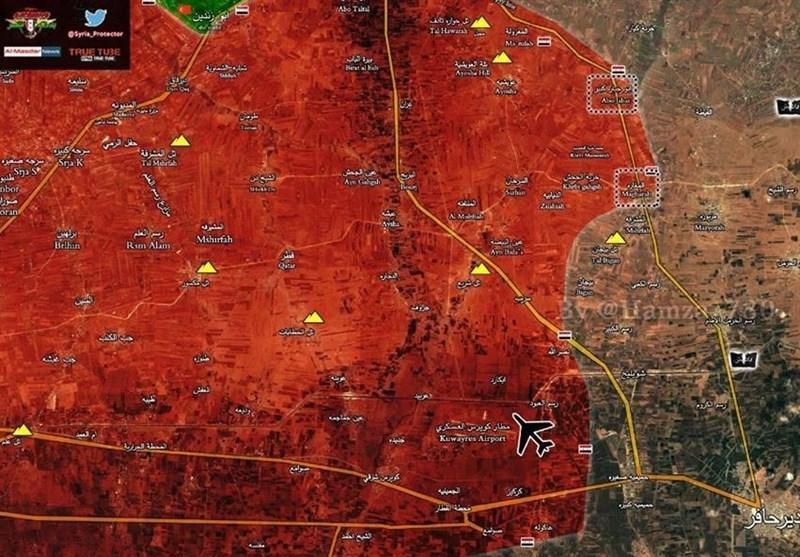 سوریه، جان باختن 8 غیرنظامی در حملات تروریست ها به حلب