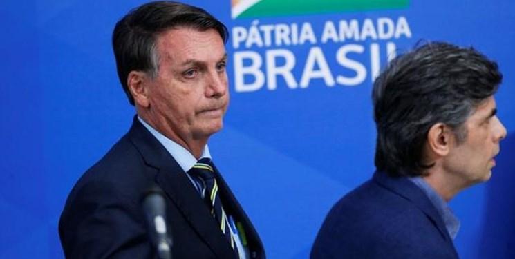 وزیر بهداشت برزیل به علت اصرار بر ضرورت قرنطینه برکنار شد