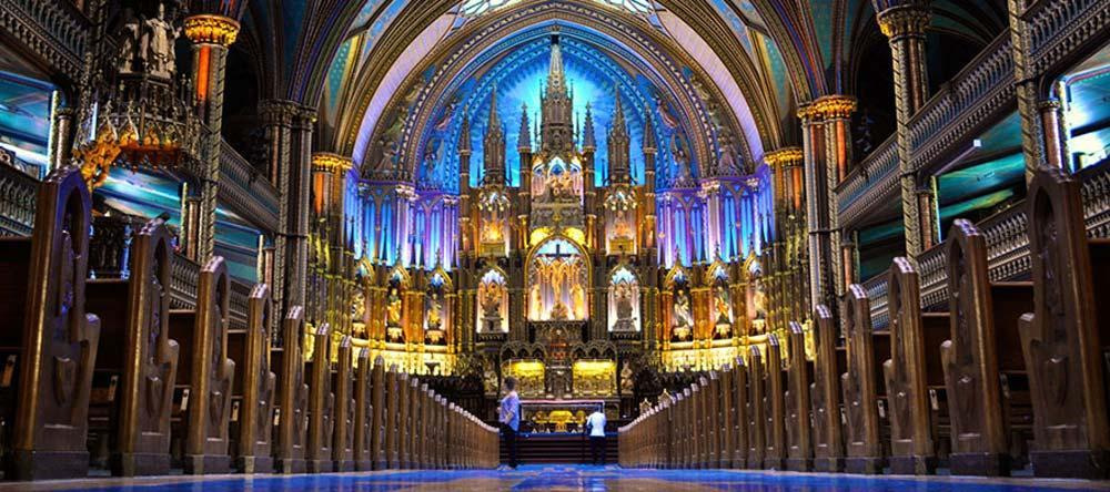 ناقوس کلیسای نوتردام مونترال