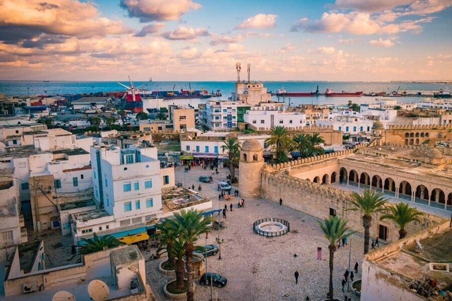 سفر مجازی به تونس در روزهای قرنطینه کرونا ، جاذبه های تونس برای ایرانی ها